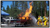 Firefighter academy, paramedic, EMT, EMS & Safety Training for northern CA